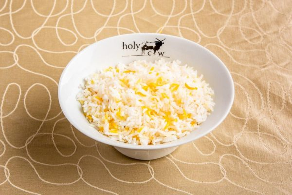 Holy Cow - Rice & Bread